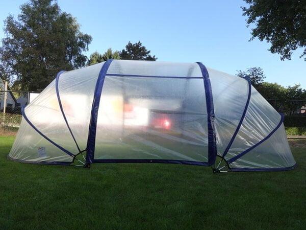 Zelttuch für SunnyTent Oval M