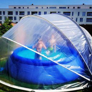 SunnyTent intex zwembad