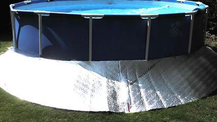 Tentdoekbeschermer